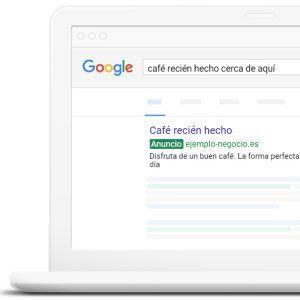 Contratar diseño de campaña Google Ads. Experto SEM