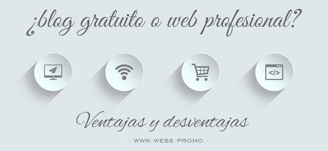 Página web o un blog ¿Cuál es la mejor opcion?