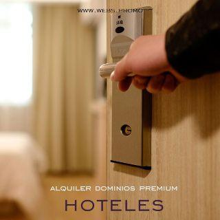 dominios premium para hacer paginas web de hoteles
